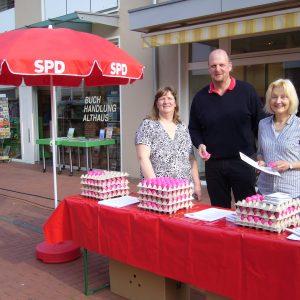 SPD Infostand
