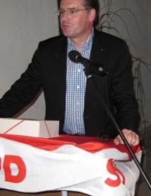 SPD Bundestagskandidat