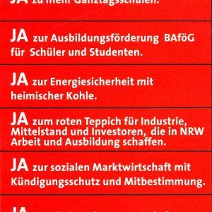 Klarer Kurs mit  Peer Steinbrück