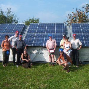Erneuerbare Energien haben Zukunft